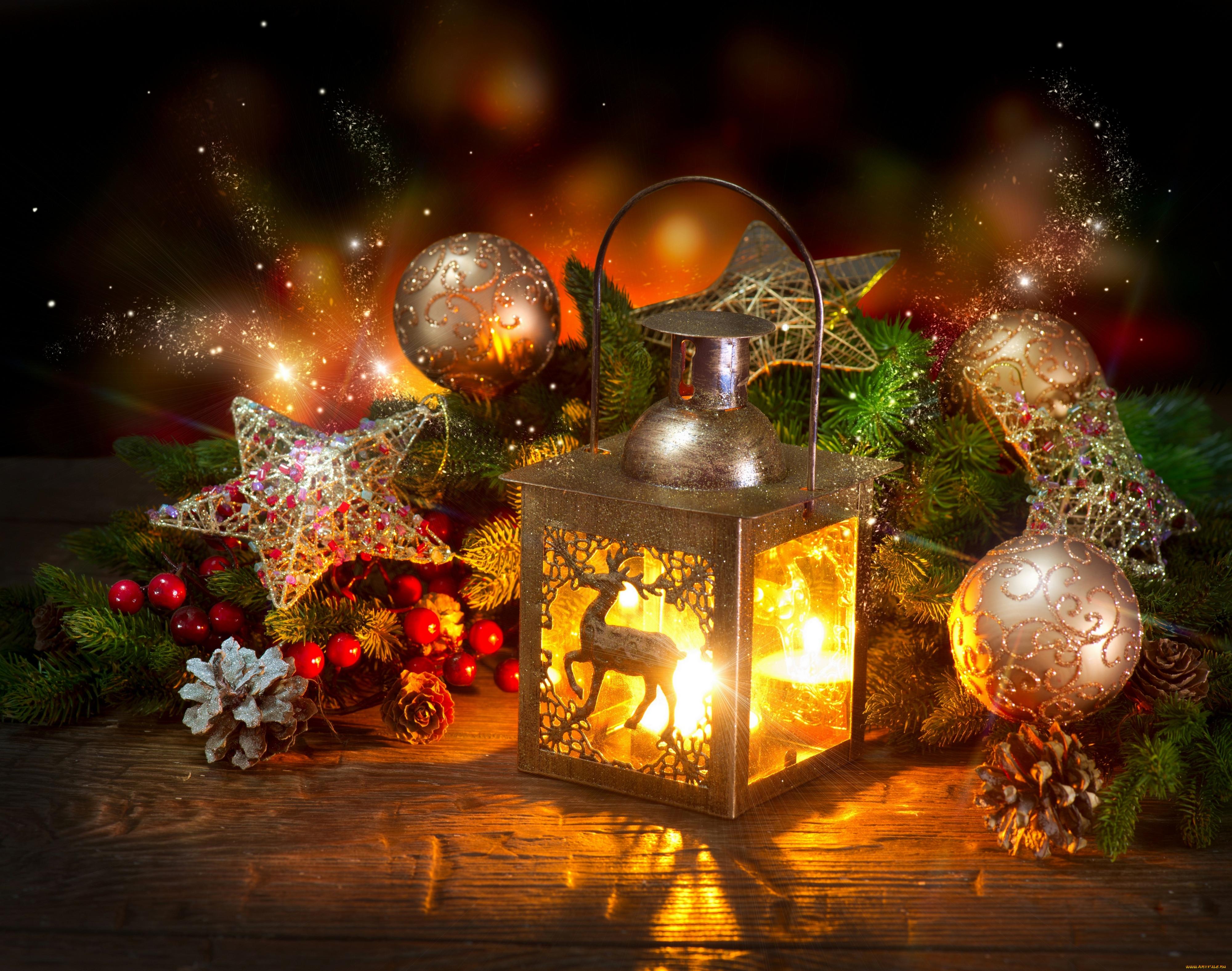 Обои Праздничные - Разное (Новый год), обои для рабочего стола ...